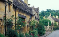 Village of Snowshill, Cotswolds, Gloucestershire, England Fine-Art Print