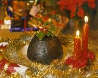 Christmas Pudding, England Fine-Art Print