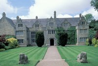 Elizabethan Manor House, Trerice, Cornwall, England Fine-Art Print