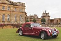 Classic cars, Blenheim Palace, Oxfordshire, England Fine-Art Print