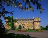 Morton Morell Hall, Agricultural College, Warwickshire, England Fine-Art Print