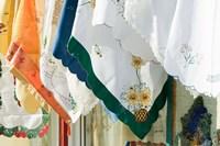 Fabrics, Anafonitria, Zakynthos, Ionian Islands, Greece Fine-Art Print