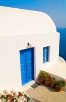 White House, Oia, Santorini, Greece Fine-Art Print
