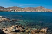 Cape Tarsanas, Mykonos, Cyclades, Greece Fine-Art Print