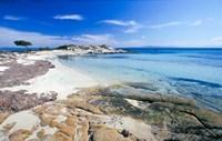 Greece, Halkidiki Peninsula, Karydi Beach Fine-Art Print