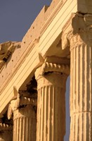 Column Detail, The Acropolis, Attica, Athens, Greece Fine-Art Print