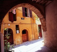 Venetian Houses, Old Town, Chania, Western Crete, Greece Fine-Art Print