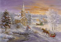 Holiday Worship Fine-Art Print