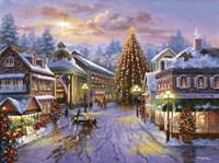 Christmas Eve Fine-Art Print