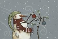 Ornaments on the Tree Fine-Art Print