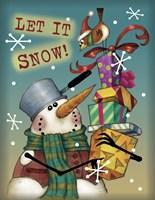 Panhead Snowman Fine-Art Print