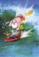 Surfers Fine-Art Print