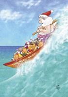 Surf Lifeboat Fine-Art Print