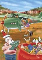 Loading Aeroplane Fine-Art Print