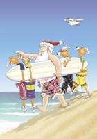 Going Surfing Fine-Art Print