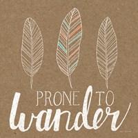 Prone to Wander Fine-Art Print
