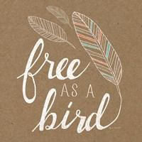 Free as a Bird Fine-Art Print