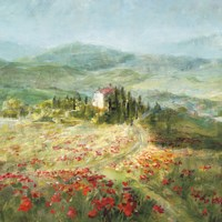 Summer in Provence Fine-Art Print