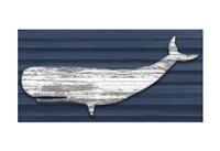 Rustic Whale Fine-Art Print