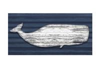 Weathered Whale Fine-Art Print