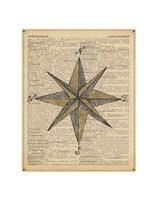 Nautical Series - Nautical Star Fine-Art Print