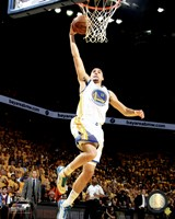 Klay Thompson Game 5 of the 2015 NBA Finals Fine-Art Print