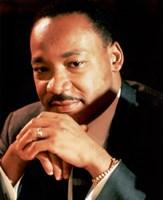 Dr. Martin Luther King, Jr. Fine-Art Print