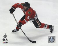 Duncan Keith Game 3 of the 2015 Stanley Cup Finals Fine-Art Print