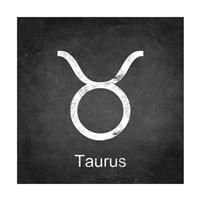 Taurus - Black Fine-Art Print