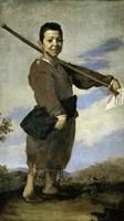 The Club Footed Boy, 1642 Fine-Art Print