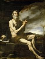 Saint Paul the Hermit Fine-Art Print