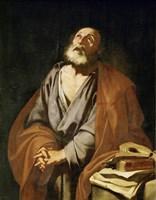 Saint Peter Penitent Fine-Art Print