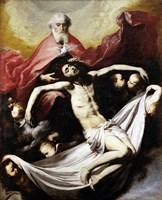 The Trinity, 1635-1636 Fine-Art Print
