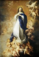 The Immaculate Conception of Soult Fine-Art Print