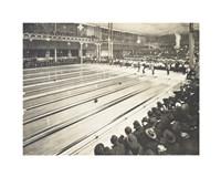 American Bowling Congress, Bowling Tournament, Milwaukee, Wisconsin Fine-Art Print