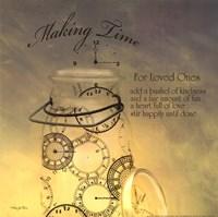 Making Time Fine-Art Print