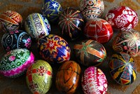 Easter Eggs Fine-Art Print