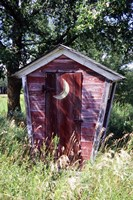 The Outhouse Fine-Art Print
