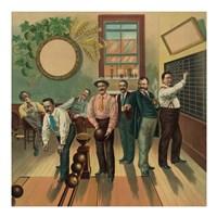 Bowling Alley Fine-Art Print
