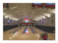 Bowling Center at Mount Vernon Fine-Art Print