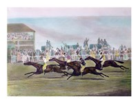 Racing Fine-Art Print