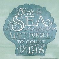 Beside the Sea Fine-Art Print