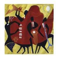 Apple Jazz Fine-Art Print
