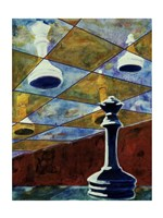 Glass Ceiling Fine-Art Print