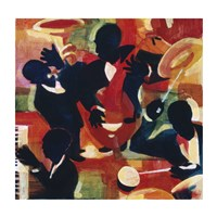 Untitled (Jazz Band) Fine-Art Print