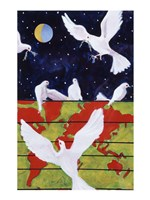 Untitled (Birds at Night) Fine-Art Print