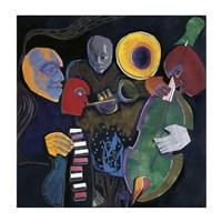 Jazz Velvet Fine-Art Print