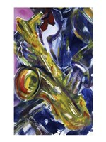 Sax Essence Fine-Art Print
