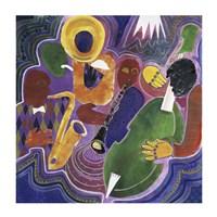 Quartet (Night in Tunisia) Fine-Art Print