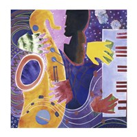 Piano III Fine-Art Print